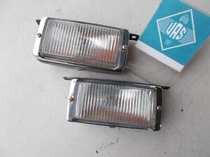 Nice MERCEDES 560SL R107 Right Left Fog Light pair set 0008205056 107EL35