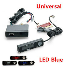 New Car Auto Blue LED Digital Display One Piece Turbo Timer Relay Controller Kit