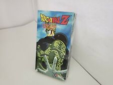 NEW Sealed VHS Tape Dragon ball Z Perfect Cell unstoppable  P28