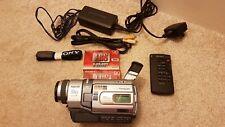 Sony DCR-TRV340E Camcorder