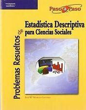 PROBLEMAS RESUELTOS DE ESTADÍSTICA DESCRIPTIVA. ENVÍO URGENTE (ESPAÑA)