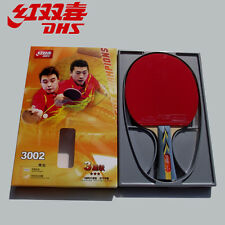 Double happiness allround tennis de table chauve-souris - 50% de réduction énorme épargne!