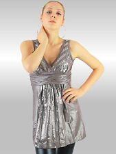 Figurbetonte Damenblusen,-Tops & -Shirts mit Eckiger Ausschnitt für Party