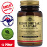 Solgar, Reishi Shiitake Maitake Mushroom Extract, 50 Vegetable Capsules - Vegan
