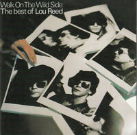 Lou Reed CD Walk On The Wild Side - The Best Of Lou Reed - Europe (EX+/VG+)
