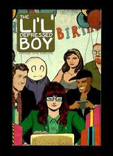 The Li 'L depressed BOY US Image Comic vol.1 # 4/'15