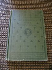 The Children's First Story Book by May H Wood 1902 American Book Co Illustrated