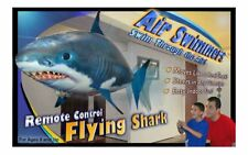 Air Swimmers Remote Control Flying Shark, (Easy Indoor Fun!)