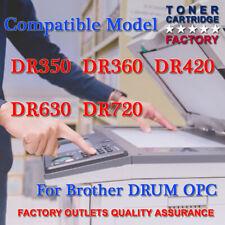 1-20PK DR720 DR630 DR420 DR360 DR350 DRUM OPC Kit For Brother DRUM Unit lot