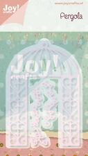 Joy Crafts-troquelado & Plantilla de grabación en relieve en Parral 6002/0414