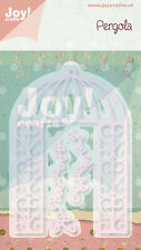JOY CRAFTS - Die Cutting & Embossing Stencil  PERGOLA   6002/0414