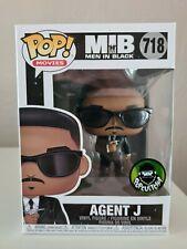 Funko Pop! Men In Black - Agent J - Popcultcha Exclusive