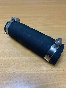FUEL HOSE FOR FILLER NECK TO TANK  FUEL FILLER 51mm X 170mm  & CLIPS