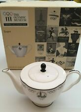 More details for london 1948 olympic teapot wedgwood museum collection official merchandise