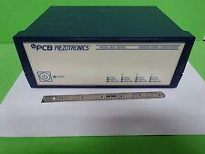 PCB PIEZOTRONICS 482C ICP SIGNAL CONDITIONER 4 CHAN ACCELEROMETER CALIBRATION