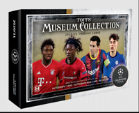 Topps 2020-21 Museum Collection UEFA Champions League Soccer Hobby Box Sealed