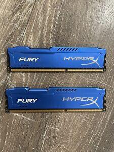 HyperX FURY by Kingston - 240-Pin DDR3 Gaming Ram HX318C10F16 - 16GB (2x8GB) Kit