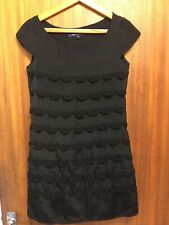 French Conection Black Dress Good Used Condition Size 6 No 3