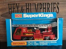 matchbox super kings K 9C-1.Version mint OVP excellent from 1978