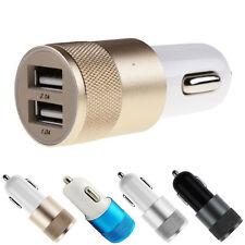 Neu Universaldoppel 3.1A 2 Port USB KFZ-Ladegerät für Handy iPhone Samsung