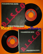 LP 45 7'' PHILADELPHIA BOYS Disco Flight one ten 1979 italy PENNY cd mc dvd (*)