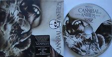 ⭐⭐⭐⭐ :WUMPSCUT: ⭐⭐⭐⭐  CANNIBAL ANTHEM ⭐⭐⭐⭐ CD  DIGIPACK  EDITION ⭐⭐⭐⭐ Etah 50 ⭐⭐