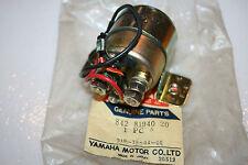 nos Yamaha snowmobile starter solenoid el ew sl sw tl tw 1971-73 292 338 433
