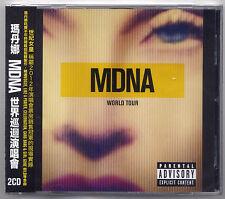 Madonna: MDNA - World Tour (2013) 2-CD OBI TAIWAN