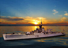 HMS WHITBY - HAND FINISHED, LIMITED EDITION (25)