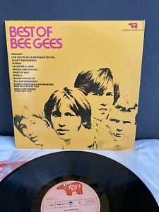 LP Bee Gees - Best of | Japan Press | NM/EX+
