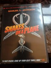 Snakes On A Plane [Standard] Dvd 2006