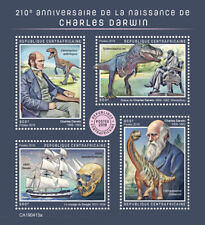 Central Africa 2019    Charles Darwin ,dinosaurs  S201907