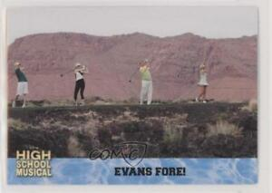2008 Topps High School Musical Expanded Edition Evans Fore! #24 g2l