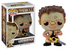 Funko POP ! Leatherface 11 - Texas Chainsaw Massacre - Horror