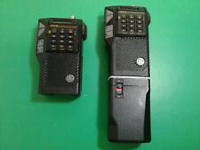 Lot Of 2 Ge Ericsson Pcs Pc8mgd Pcs8 Radio With One Battery