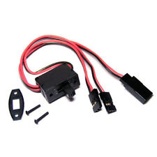 5x R/C Switch Battery Receiver universal switch harness compatible Futaba JR Hit