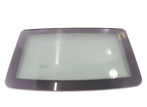 10-17 BMW 550i GT Front Sun Roof Sunroof Glass OEM
