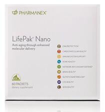 NuSkin Pharmanex Nu Skin Lifepak Nano, 60 Packets EXP 07/2019