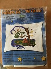 Artburn Pillowcase With Fabric Painting Kit For Kids Find Peace By Going Outside