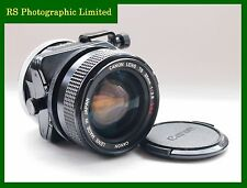 Canon Lens TS 35mm F2.8 S.S.C Tilt & Shift Manual Breech Lock. Stock No.U7318
