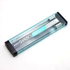 Zebra Sharbo Multi Ball Pen Refill Set - 4C Black Refills, 0.5 HB Leads, Erasers