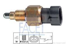 FACET Schalter Rückfahrleuchte Made in Italy - OE Equivalent 7.6249 für CROMA CC
