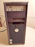 Dell OptiPlex GX620 Intel Pentium 4 640 80GB HDD Windows XP Tower Computer PC