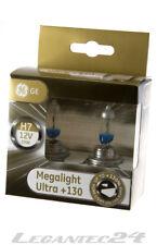2er Set H7 12Volt 55Watt PX26d GE 58520XNU General Electric Megalight Ultra+130%