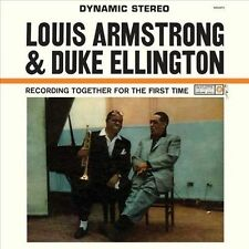 LP-LOUIS ARMSTRONG-RECORDING TOGETHER NEW VINYL RECORD