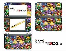 SKIN STICKER - NINTENDO NEW 3DS XL -  REF 174 ZELDA