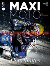 MAXI MOTO 2 Valentino Rossi Guy Martin Sarah Lezito Leslie Poterfield Tom Pagès
