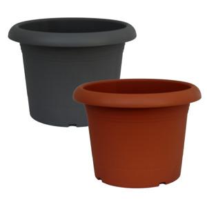 Pflanzkübel / Untersetzer rund Kunststoff verschiedene Größen/Farben