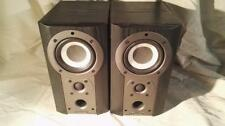 PAIR OF MISSION DM7 LOUDSPEAKERS, USED CONDITION AND  PLAYING WELL