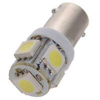 10 x T11 BA9S 5 LED 5050 SMD Auto Ampoule H5W Voiture Lampe Xenon Blanc 550 L7A8